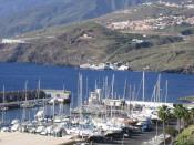 Yachthafen Puerto Deportivo Radazul Arona Kanarische Inseln Spanien