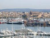 Yachthafen Real Club Nautico de Palma de Mallorca Balearen Spanien