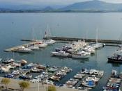 Yachthafen Santander Kantabrien Spanien