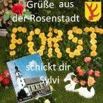 Grüße aus Rosenstadt
