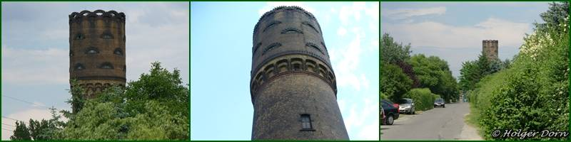 Wasserturm von Grosszschocher