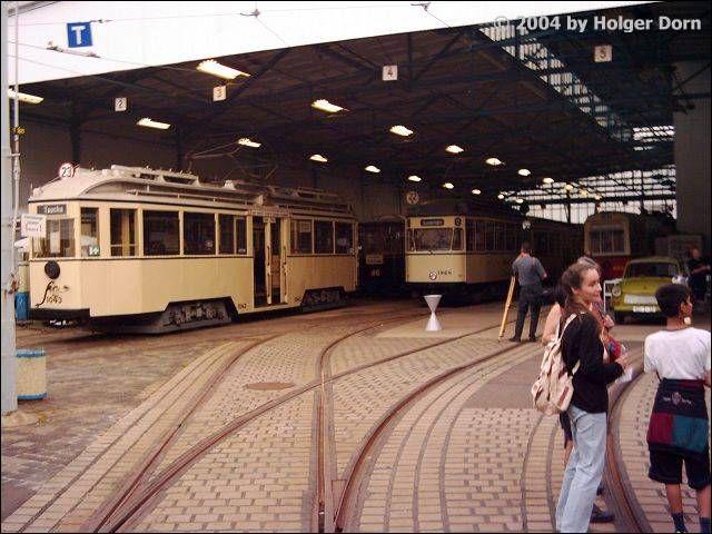 Straßenbahnmuseum Möckern