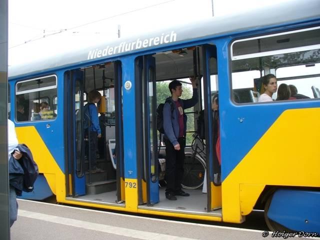 Tatra Niederfurwagen