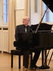 Klauspeter Bungert spielt César Franck Januar 2012
