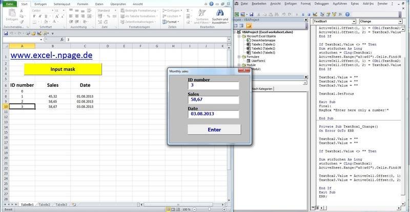 14_ Event Private Sub TextBox1_Change() Excel VBA programming