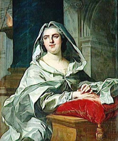 Louise Elisabeth (unbekannter Künstler)