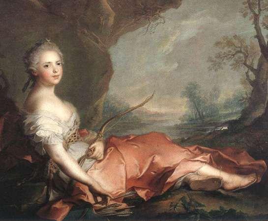Adélaïde (1742, Jean Marc Nattier)