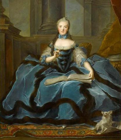 Adélaïde (1758, Jean-Marc Nattier)