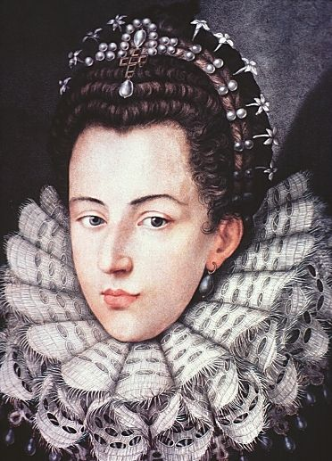 Christine de France (1635, Giovanna Garzoni)