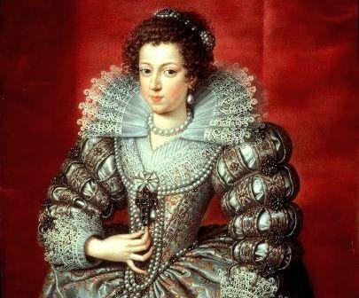 Elisabeth de France, Königin von Spanien (1615, Frans Pourbus der Jüngere)