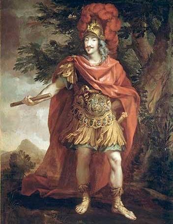 Gaston de France, um 1644