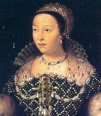 Katharina von Medici um 1555