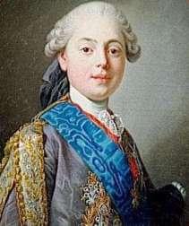 Comte de Provence 1771