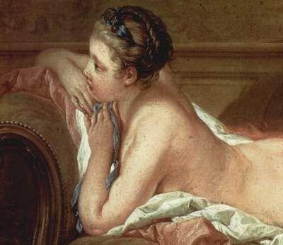 Louise  nackt Marie Maison Louis