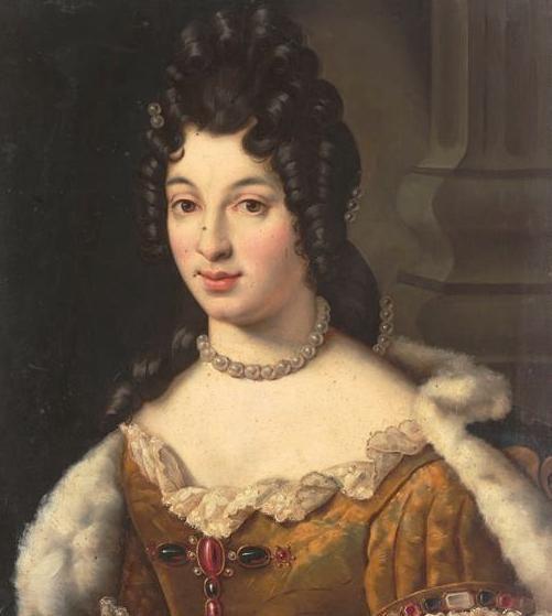 Marie-Adélaïde de Savoie, Duchesse de Bourgogne (Constant-Félix Smith)