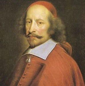 Kardinal Mazarin (um 1658, Pierre Mignard)
