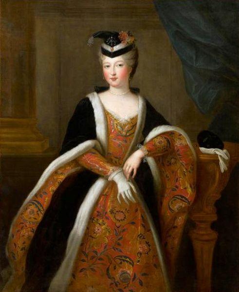 Françoise Marie (Pierre Gobert)