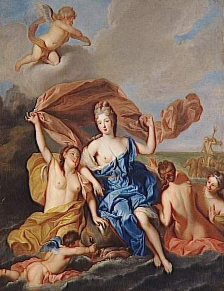 Françoise Marie, 1701