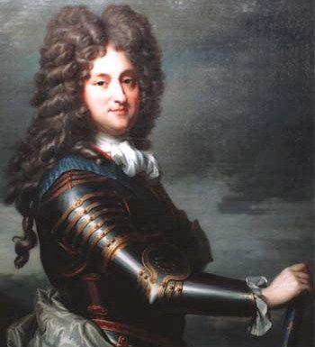 """""""Monsieur"""" (Jean-Baptiste Santerre)"""