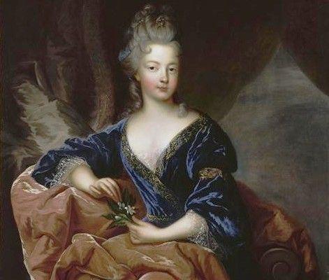 Francoise Marie, Mlle de Blois (Joseph Albrier)