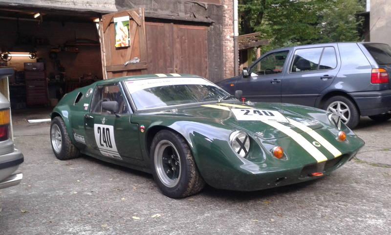 Lotus Europa Race Car For Sale