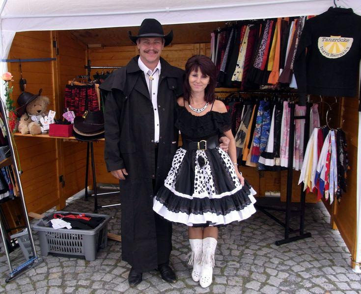 Square Dance Röcke