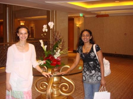 im Emirates Palace
