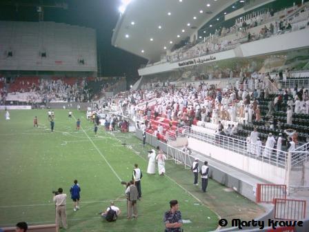 Mohamad bin Zayed Stadium