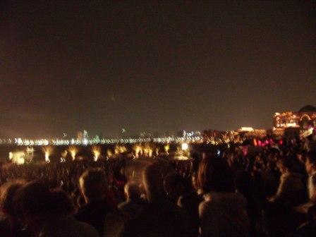 Coldplay - Viva la vida Tour at Emirates Palace