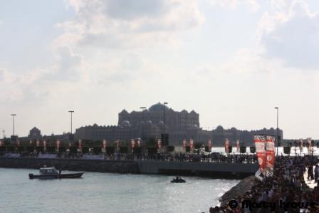 Abu Dhabi Harbour