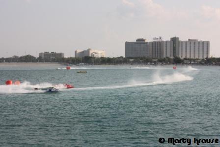7th race in Abu Dhabi