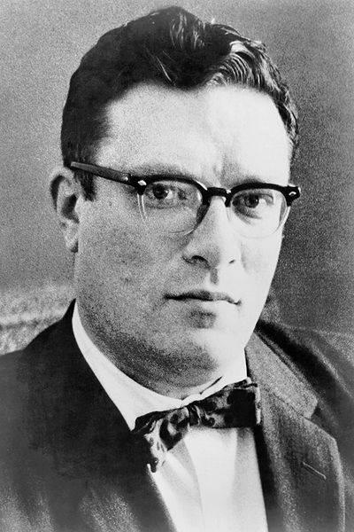 Isaac Asimov Portraet
