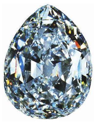 einer der grössten Diamanten der Welt