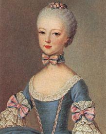 Marie Antooinette (1762, Jean-Etienne Liotard)
