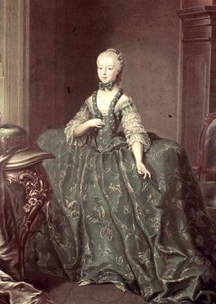 La derni re reine de france - Stijl van marie antoinette ...