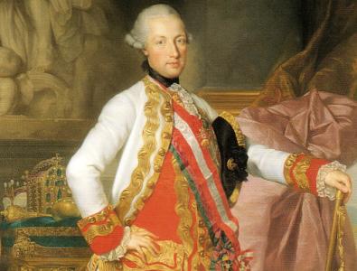 Kaiser Joseph II. (1775, Anton von Maron)
