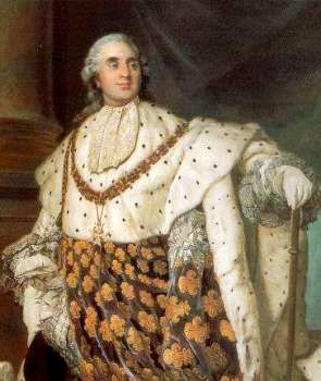 König Louis XVI. (1777, Joseph-Siffred Duplessis)