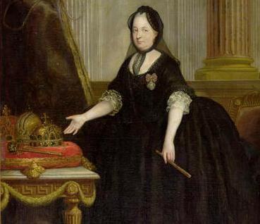 Maria Theresia (Anton von Maron)