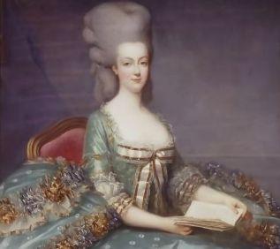 Marie Antoinette (1781, François-Hubert Drouais)
