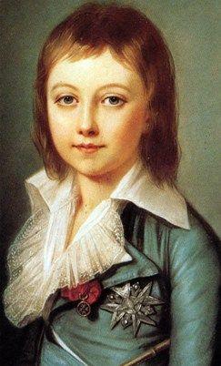 Louis-Charles (1789, Alexander Kucharsky)