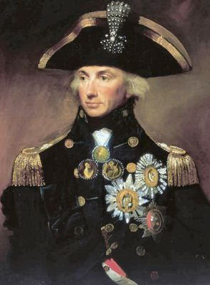 Admiral Horatio Nelson (1797, Lemuel Francis Abbott)