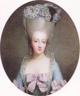Marie-Thérèse de Savoie, Comtesse d´Artois