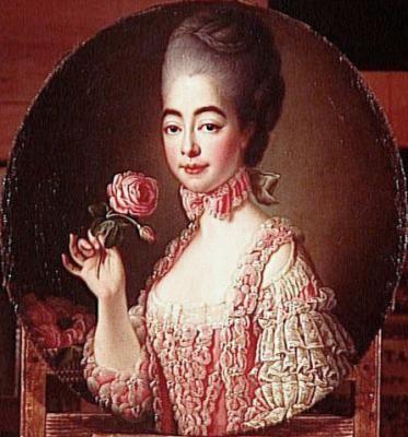 Marie-Joséphine de Savoie, Comtesse de Provence