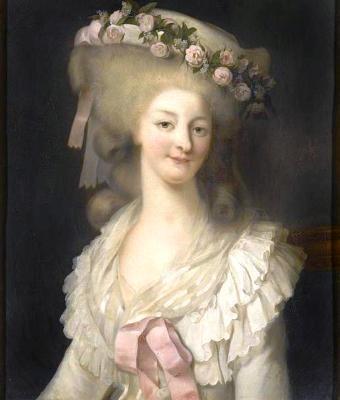 Princesse de Lamballe (Louis Edouard Rioult)