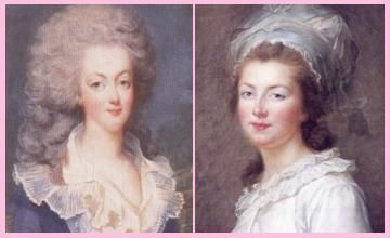 Marie Antoinette & Mme Elisabeth