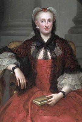 Maria Amalia von Sachsen (1768, posthum, Anton Raphael Mengs)