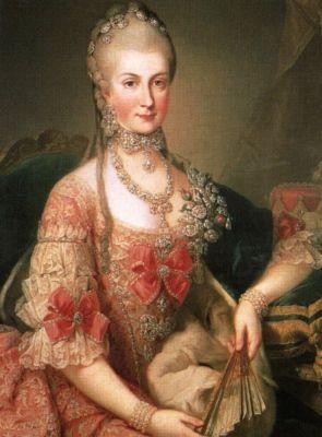 Maria Christina von Österreich (ca. 1760, unbekannter Künstler)