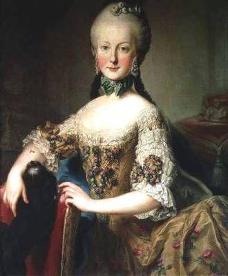 Maria Elisabeth von Österreich (v. Meytens)