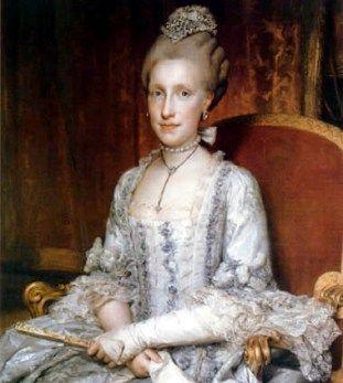Maria Ludovica (1770, Anton Raphael Mengs)