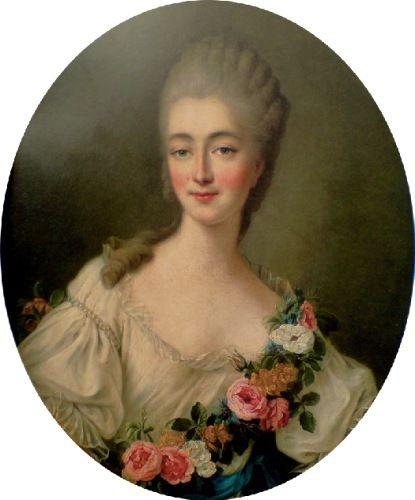 Comtesse du Barry, Mätresse des Königs